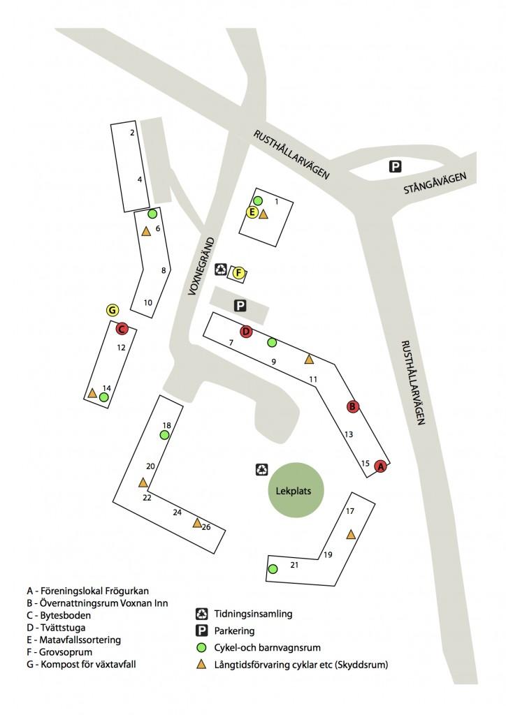 Infokarta Voxnan